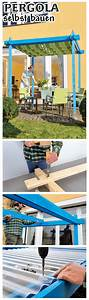 Terrasse Günstig Bauen : pergola sonnensegel kleines pergola pergola und selbst ~ Michelbontemps.com Haus und Dekorationen