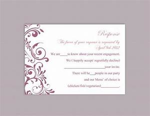 rsvp cards for weddings templates free