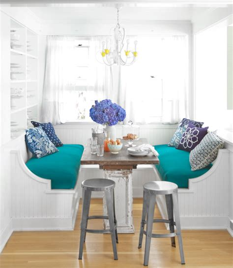 Dining Nook Ideas  Country  Dining Room  Country Living