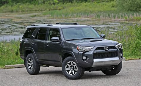 2018 Toyota 4runner  Exterior Review  Car And Driver