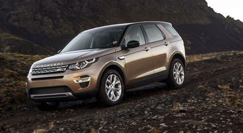 Best Off Road Suv 2016 Land Rover Discovery Sport