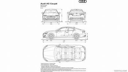 A5 Audi Dimensions Coupe