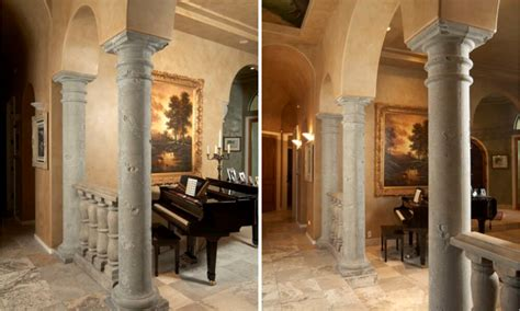 architectural columns load bearing structural columns