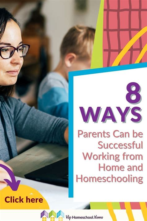 8 Ways Parents Can Be Successful Working from Home and ...