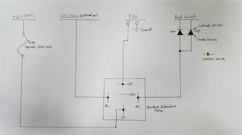 Spal Electric Fan Wiring Diy Page