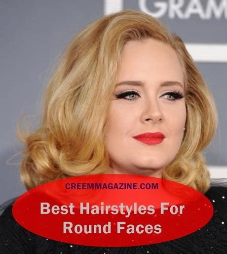 Perfect Hair Length For Round Face