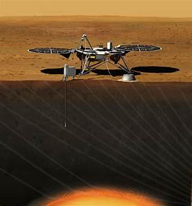 A Robot Drill For Mars Will Be NASA's Next Interplanetary ...