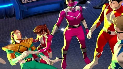 Power Rangers: Battle for the Grid z trybem fabularnym i ...