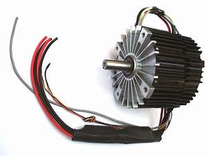 Bldc Motors With Controller  Speed  3000 Rpm  Voltage  48