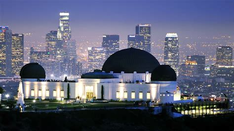 Los Angeles At Night Wallpaper Los Angeles Tourist Attractions 10 Top Places To Visit Youtube