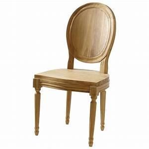 Chaise Teck Jardin : chaise de jardin teck louis maisons du monde ~ Teatrodelosmanantiales.com Idées de Décoration