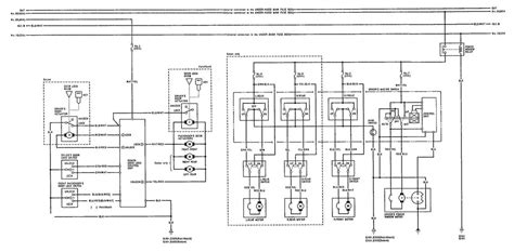 Acura Integra Wiring Diagrams Power