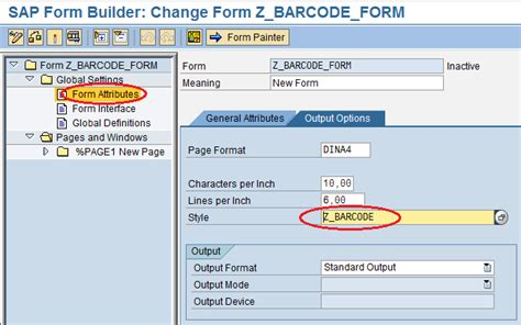 how to print barcodes in sap erp gt print barcodes in smart