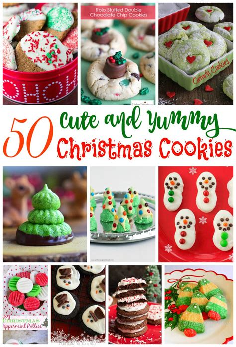50+ Irresistably Yummy Christmas Cookies  All About Christmas