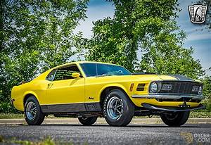 Classic 1970 Ford Mustang Mach 1 for Sale. Price 49 000 USD - Dyler