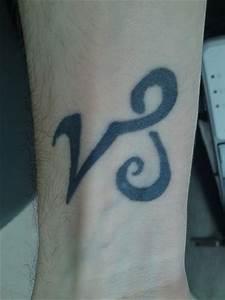 15+ Capricorn Tattoos On Wrist