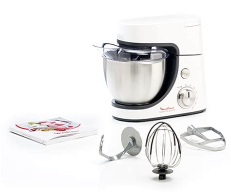 applis cuisine pâtissier masterchef gourmet blanc moulinex