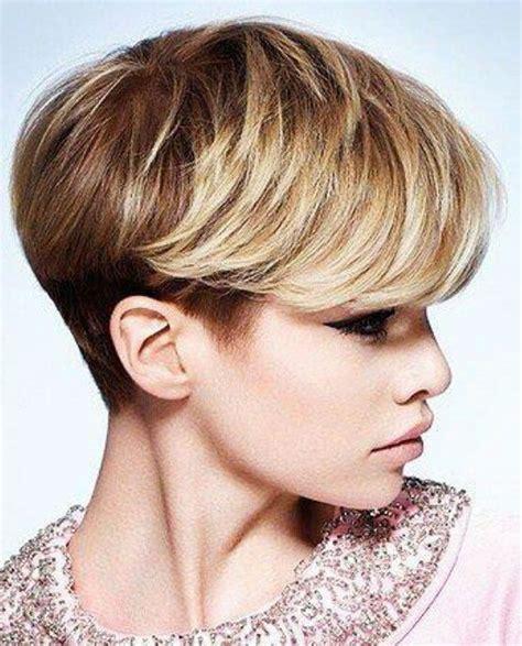 pixie cut hair color ombre pixie haircut for 2018 hair colors