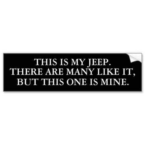 jeep bumper stickers 17 best images about jeep stickers on pinterest vinyls
