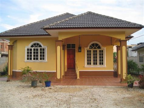 desain rumah sederhana  kampung  terlihat cantik
