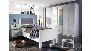 Bett Liegefläche 100x200 : bett villingen komfortbett bettgestell wei grau polster 100x200 cm ~ Markanthonyermac.com Haus und Dekorationen