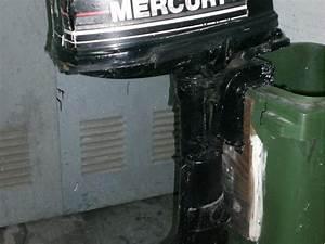 Ocasion  Motor Mercury 4 Hp  2t  Second-hand 69515