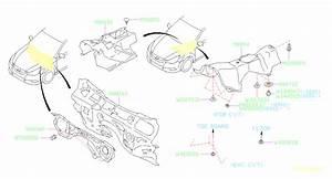 Subaru Outback Bolt Assembly M8x16