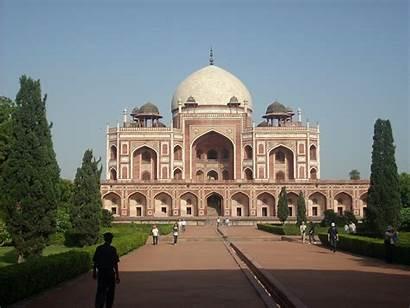 Delhi Tomb Humayun Wallpapers India Wonders