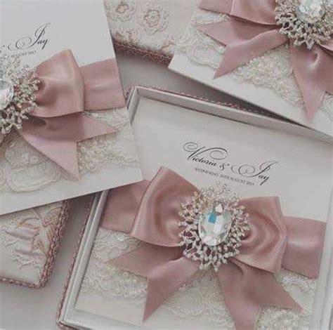 luxury wedding invitation dusty pink wedding invitations
