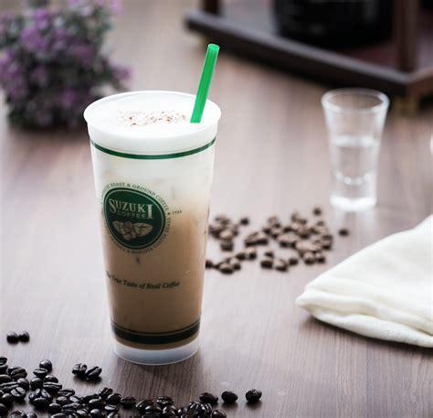 กาแฟแต่ละเมนู ใส่อะไรกันบ้าง - SUZUKI COFFEE