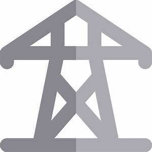 Electric tower - Free technology icons