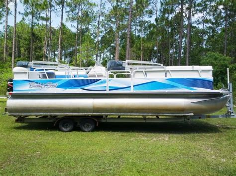 Pontoon Boat Graphics For Sale by Gallery Vinyl Solutions