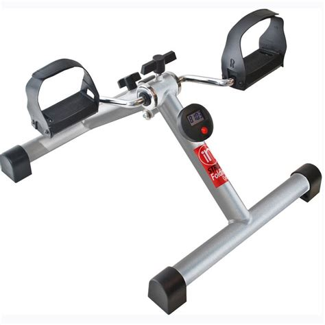 pedal exerciser desk stamina instride folding pedal exerciser