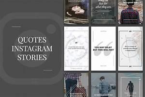 Polaroid Templates Quotes Instagram Stories Instagram Templates Creative