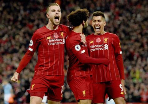 Liverpool knock down Tottenham Hotspur in a dramatic ...