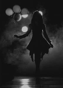 Girl, With, Balloons, On, Tumblr