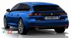 Peugeot Break 508 : la nouvelle peugeot 508 sera prochainement d clin e en sw ~ Gottalentnigeria.com Avis de Voitures