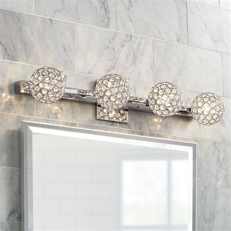 Crystal Bathroom Lighting  An Important Bathroom Vanity