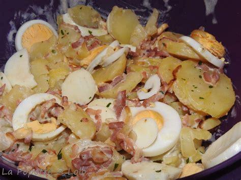 salade de pommes de terre cookeo la popotte  lolo