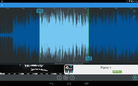 mp3 app for android 5 mp3 audio cutter apps for android i free software
