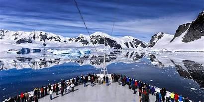 Antarctica Antarktis Ship Visit Steering Cruise Reasons