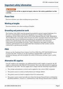 Cambium Ptp 500 Series 05 02 Installation Guide