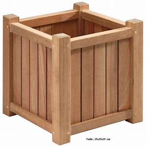 Bac En Bois Pour Plantes : sublimez vos plantes avec des bacs en bois massif ~ Dailycaller-alerts.com Idées de Décoration