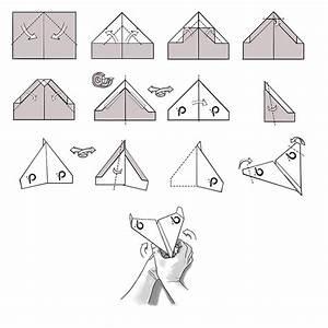 Folding A Paper Airplane  U2013 Powerup Toys