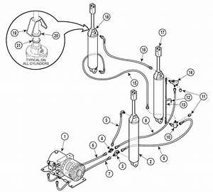 317 Hydraulic Parts Identification Guide