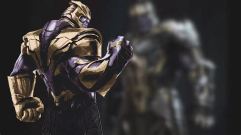 Avengers: Endgame Concept Art Reveals New Thanos Weapon