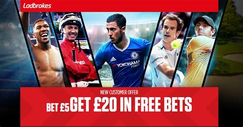 Ladbrokes Offers Great New Free Bet Special Bethq