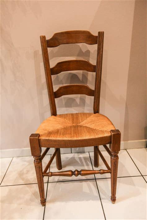 chaises paille chaises paille pieds clasf