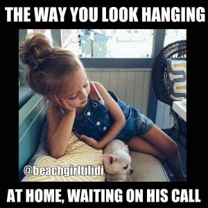Waiting By The Phone Meme - funny kid memes kappit