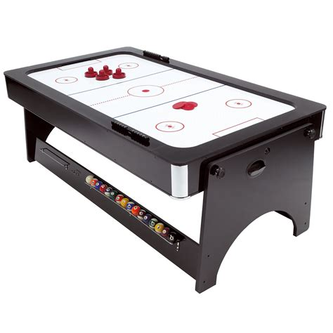 nhl premium 84 attacker hover air hockey pool table tennis air hockey combo decorative table